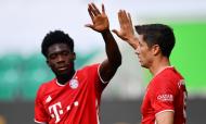 Wolfsburgo-Bayern Munique (Stuart Franklin/EPA)