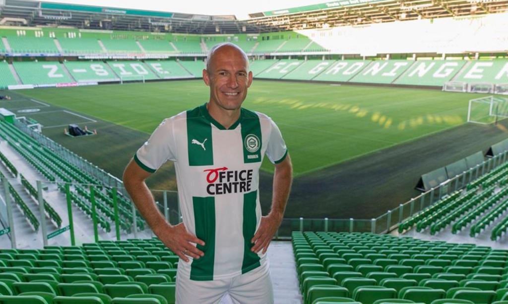 Arjen Robben (Groningen)