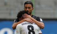 Hamburgo falha regresso à Bundesliga, após ser goleado pelo Sandhausen (EPA)