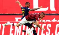 Milan-Roma (Matteo Bazzi/EPA)