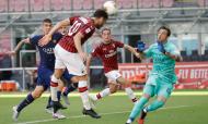Milan-Roma (Luca Bruno/AP)