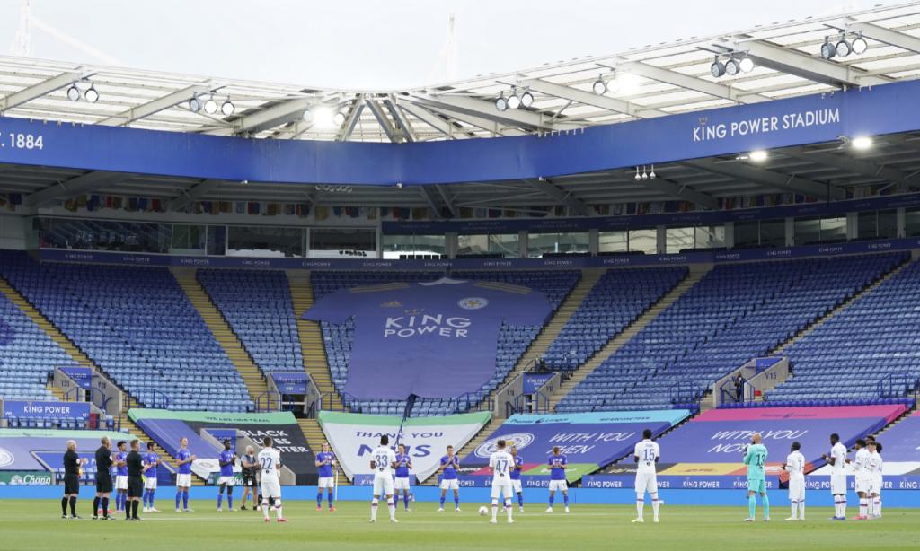 Taça de Inglaterra: Leicester-Chelsea (EPA)