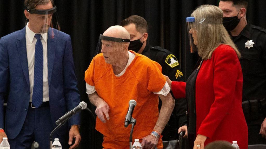 Assassino de Golden State admite autoria de 13 homicídios