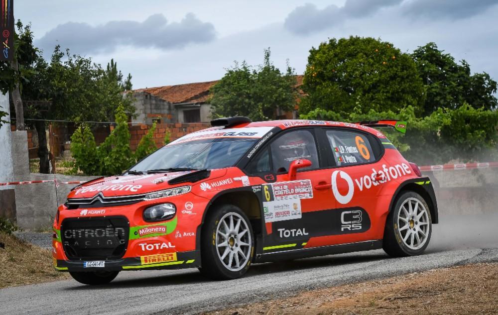 José Pedro Fontes (Citroën)
