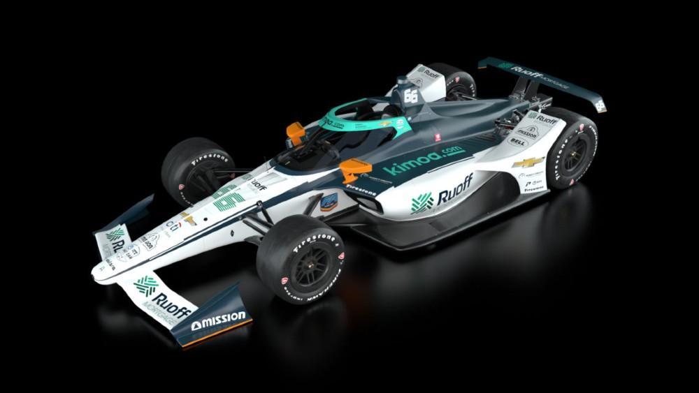 McLaren para as 500 Milhas de Indianápolis