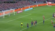 À segunda, At. Madrid empata em Camp Nou de penálti