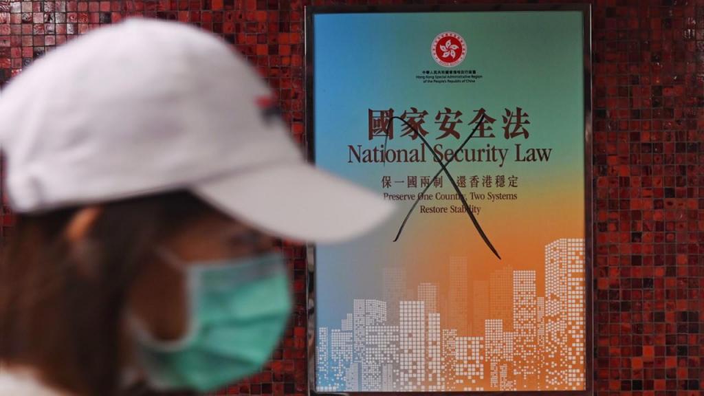 China impõe nova lei da segurança nacional em Hong Kong