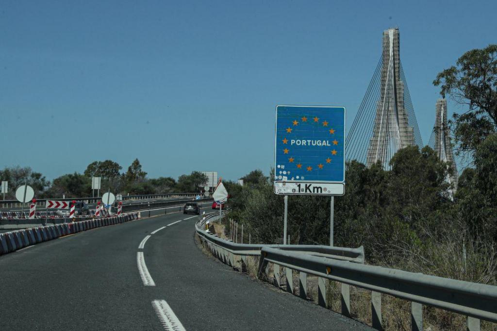 Reabertura da fronteira entre Portugal e Espanha no Algarve