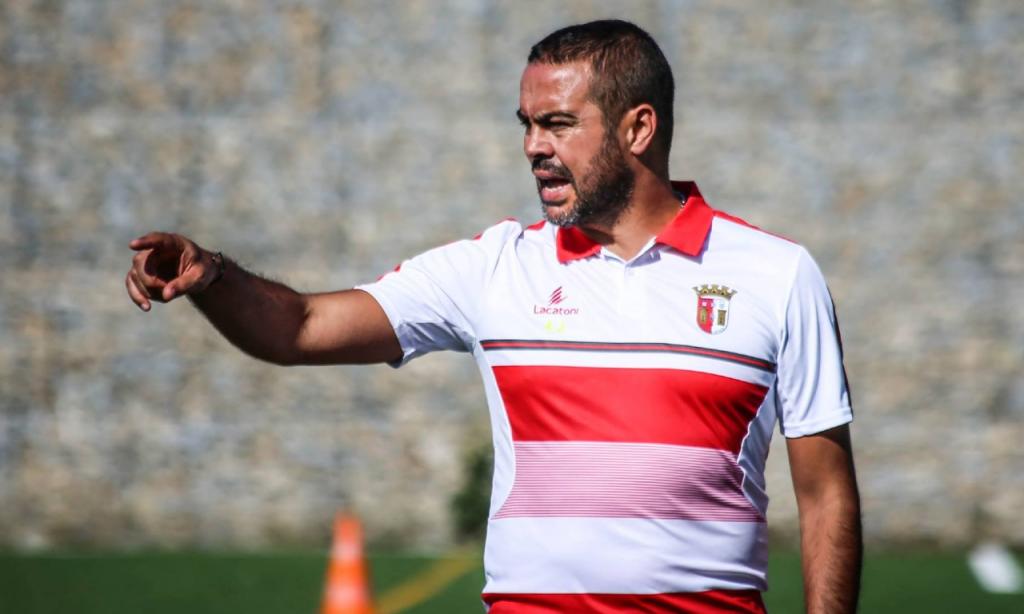 Artur Jorge (Facebook: Cidade Desportiva Sp. Braga)