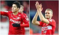 Melgarejo e Schürrle deixam Spartak (Spartak Moscovo)