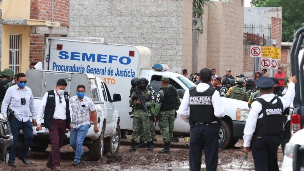 Pelo menos 24 pessoas assassinadas em centro de reabilitação de drogas no México