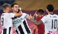 Roma-Udinese (Claudio Peri/ANSA)