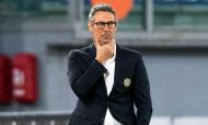 Roma-Udinese, Luca Gotti (Claudio Peri/ANSA)