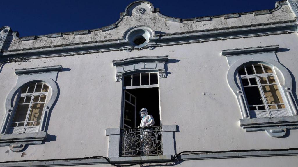 Covid-19: doentes do lar de Reguengos de Monsaraz transferidos