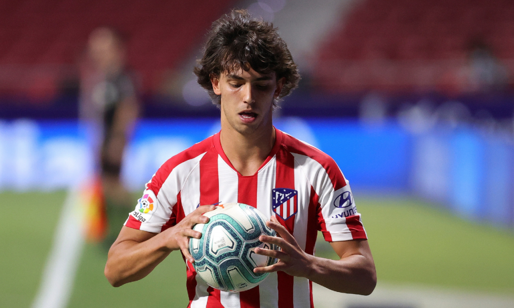 Atlético Madrid-Maiorca (Juanjo Martín/EPA)