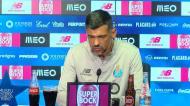FC Porto ganha com a mudança de treinador do Benfica? A resposta de Conceição