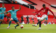 Manchester United-Bournemouth (Peter Powell/EPA)