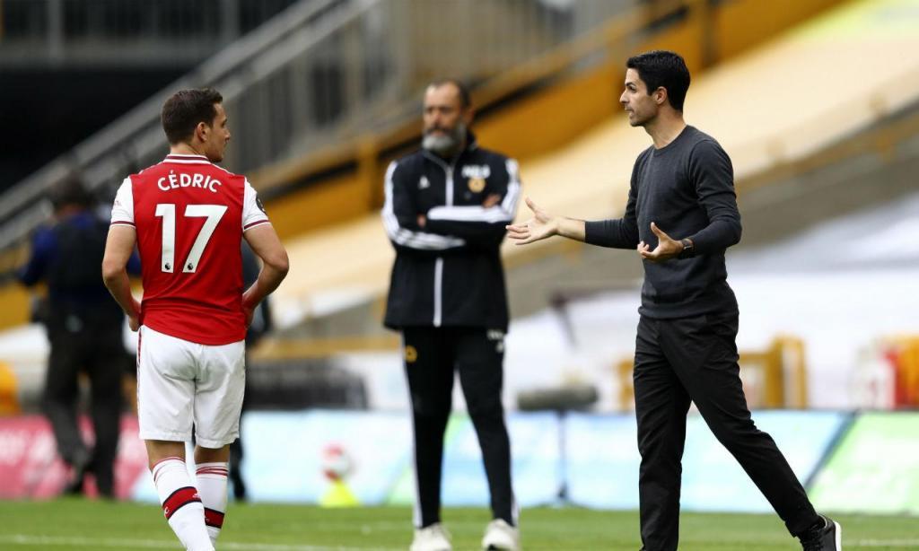 Wolverhampton-Arsenal (AP)