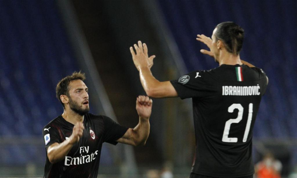 Lazio-Milan (AP)
