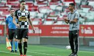 Benfica-Boavista (Manuel de Almeida/LUSA)