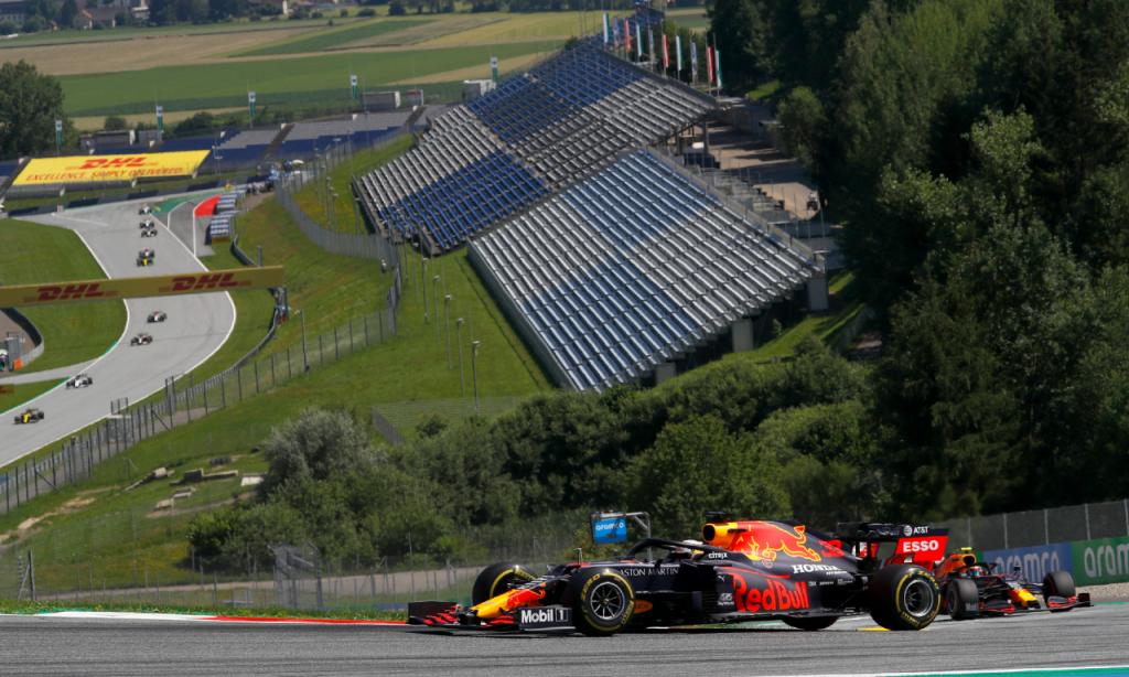 Fórmula 1: Grande Prémio da Áustria (AP)