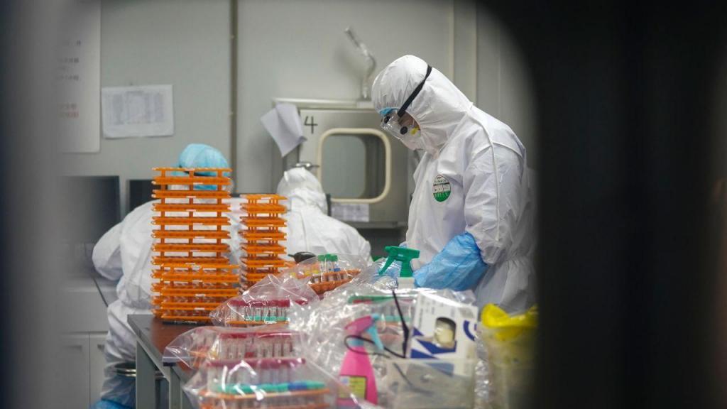 Laboratório de Wuhan