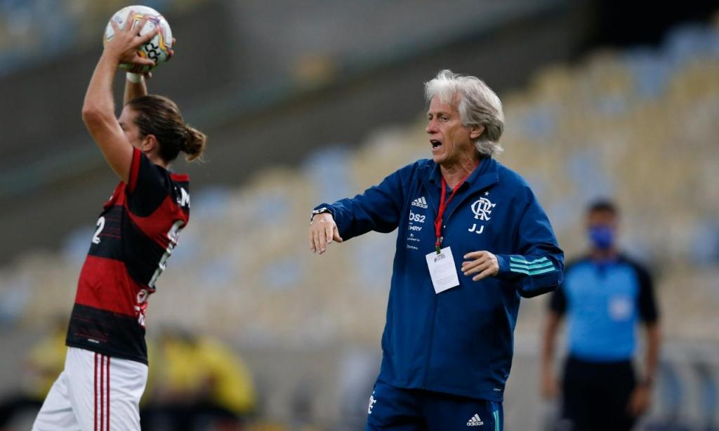 Jorge Jesus (AP Photo/Leo Correa)