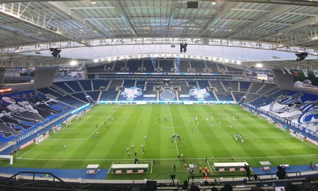 FC Porto-Belenenses (DR)