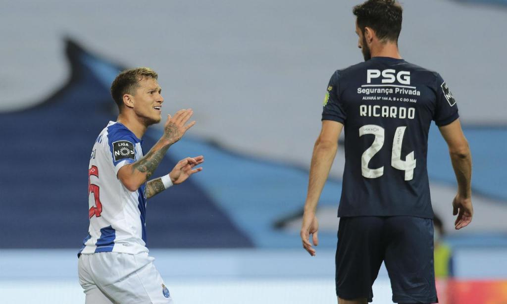 FC Porto-Belenenses (Lusa)