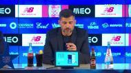 Conceição explica consistência defensiva do FC Porto