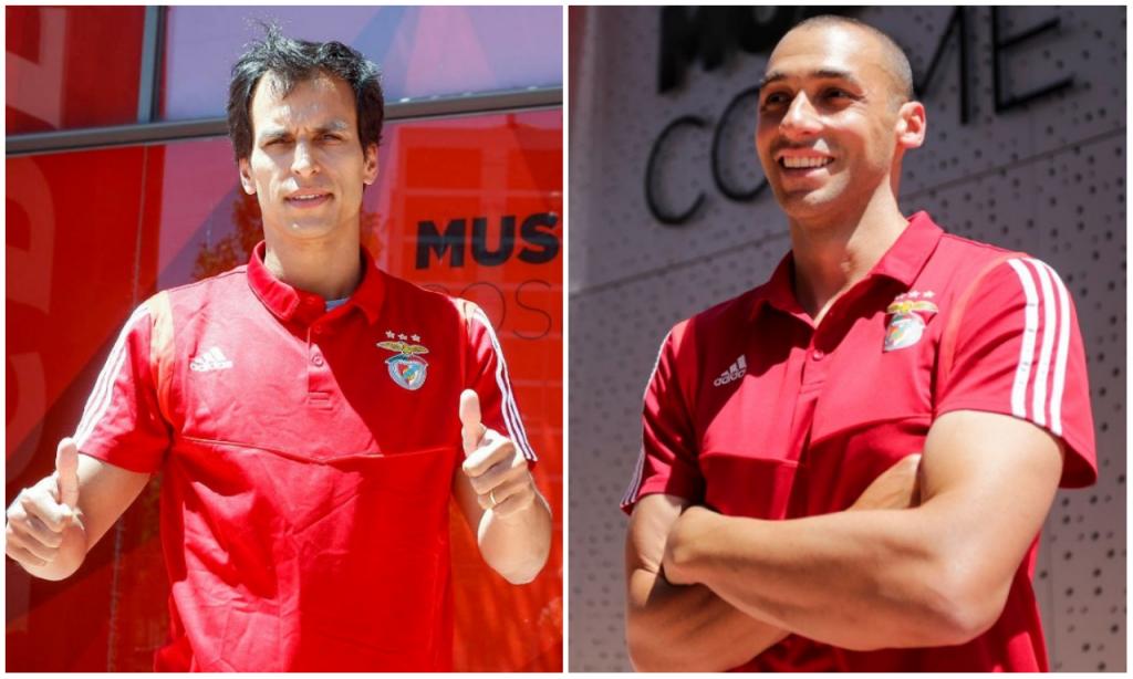 João Pais e Rapha renovam, respetivamente, pelo andebol e voleibol do Benfica