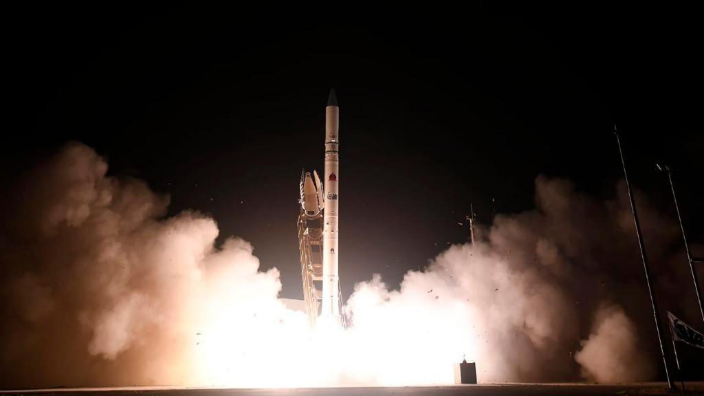 """Israel lança satélite """"espião"""" para recolher informações do Irão"""