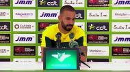 «Gosto de ver esta preocupação com um empate do Sporting, é bom sinal»