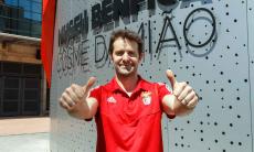Voleibol: Benfica renova com André Lopes