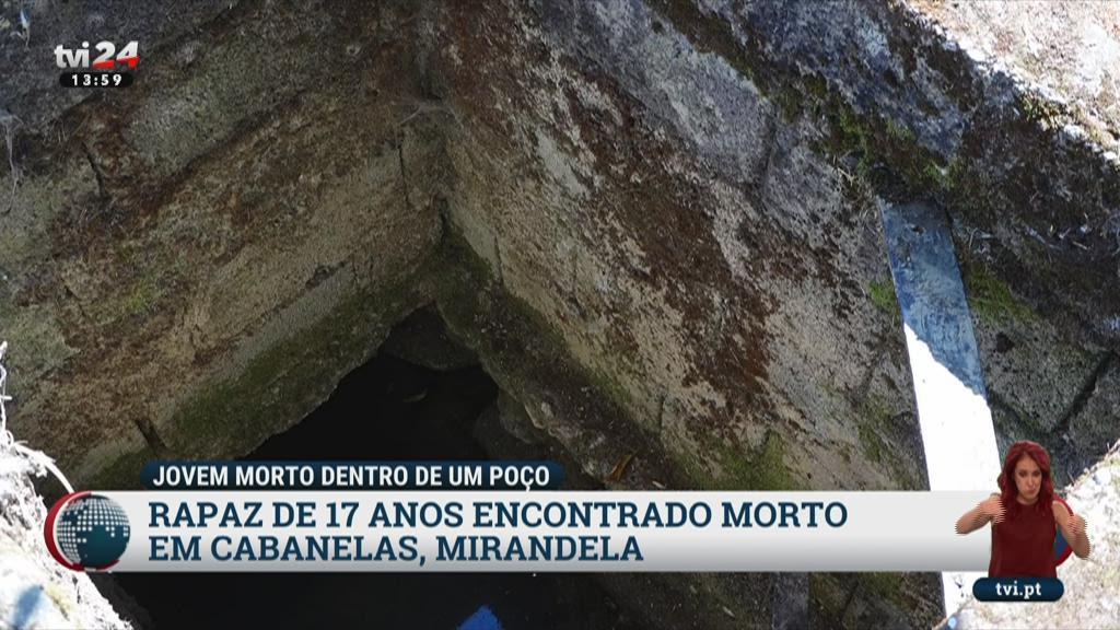 Mãe suspeita de atirar filho autista para um poço em Mirandela