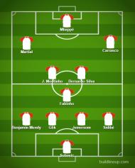 Equipas futebol