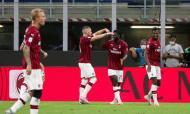 AC Milan-Juventus (Lusa)