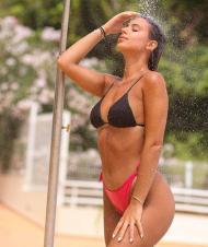 Beatriz Ornelas, namorada de Nanu