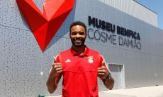Voleibol: Honoré renova e prepara-se para a nona temporada no Benfica