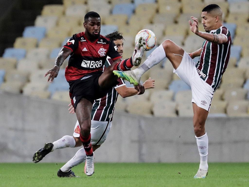 Flamengo-Fluminense (EPA/Antonio Lacerda)