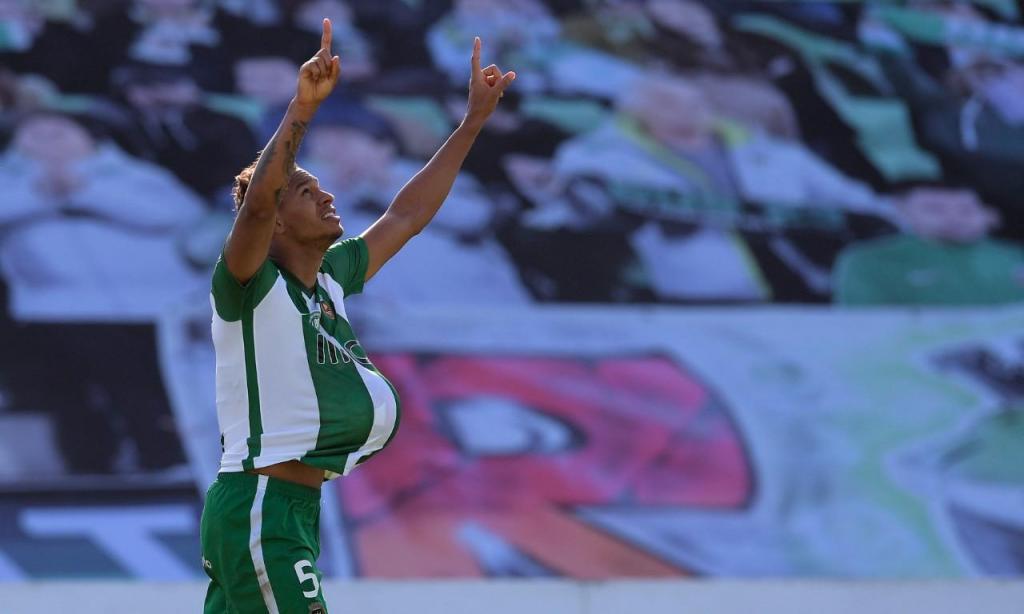 Rio Ave-Portimonense (Fernando Veludo/Lusa)