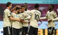 Aston Villa-Manchester United (Oli Scarff/EPA)