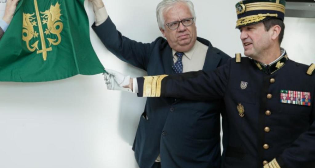 Eduardo Cabrita e Rui Clero