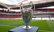 Champions em Lisboa