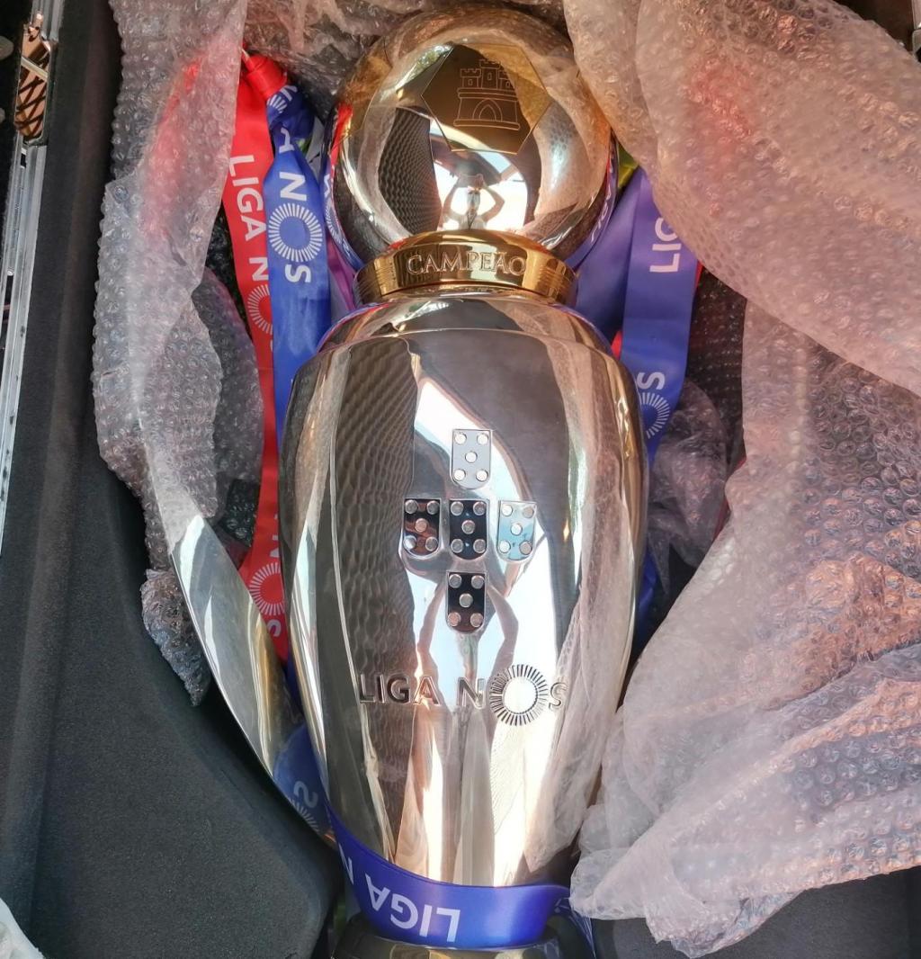 Taça de campeão