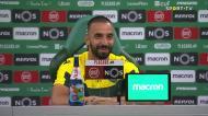 Amorim responde sobre Acuña: «Até lhe custou fazer essa pergunta»