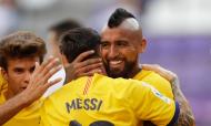 Valladolid-Barcelona (Manu Fernandez/AP)