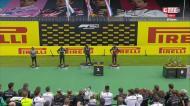 Troféus do segundo GP da Áustria foram entregues por... robôs