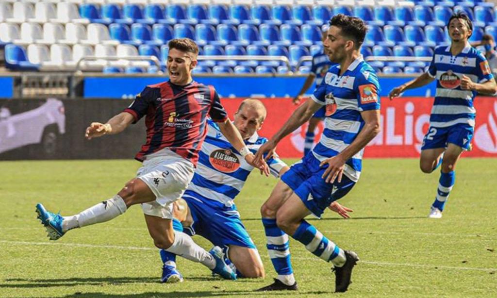 Deportivo-Extremadura
