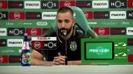 «Sporting não pode ter como consolação de uma época ganhar a um rival»